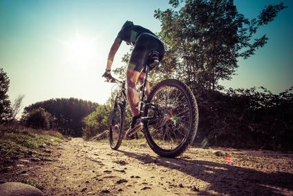 Radfahren als Alternative zum Joggen
