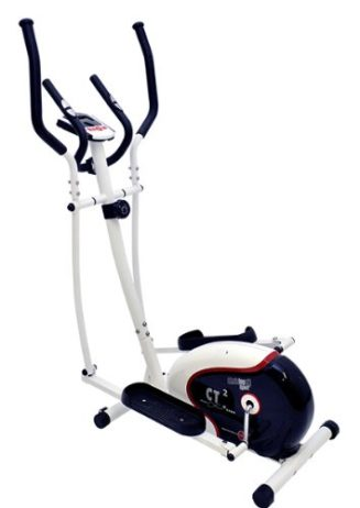 Christopeit CT 2 im Crosstrainer Test