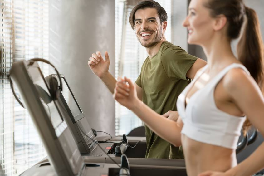 HIIT - High Intensity Interval Training auf Ergometer