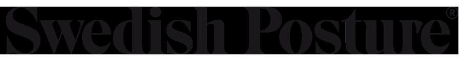 Swedish Posture Schriftzug