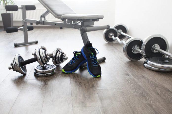 Eigenes Home Gym einrichten - So könnte es aussehen