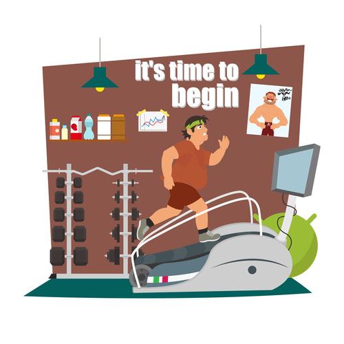 Home Gym - Zeit loszulegen