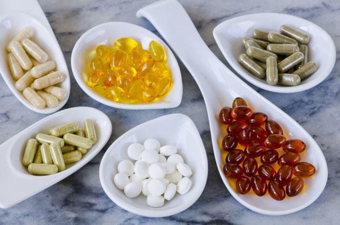 Nahrungsergänzungsmittel beim Abnehmen
