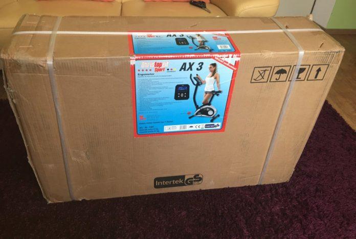 Christopeit AX 3 Karton