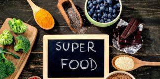Superfoods für eine gesunde Ernährung