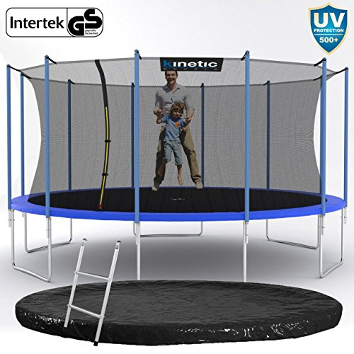 Kinetic Sports Outdoor Gartentrampolin im Trampolin Test